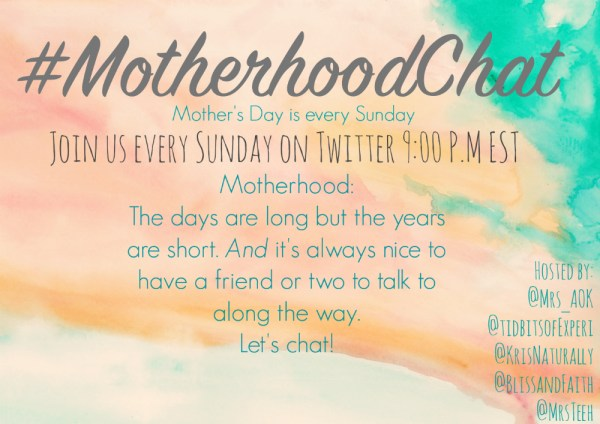 MotherhoodChat2015