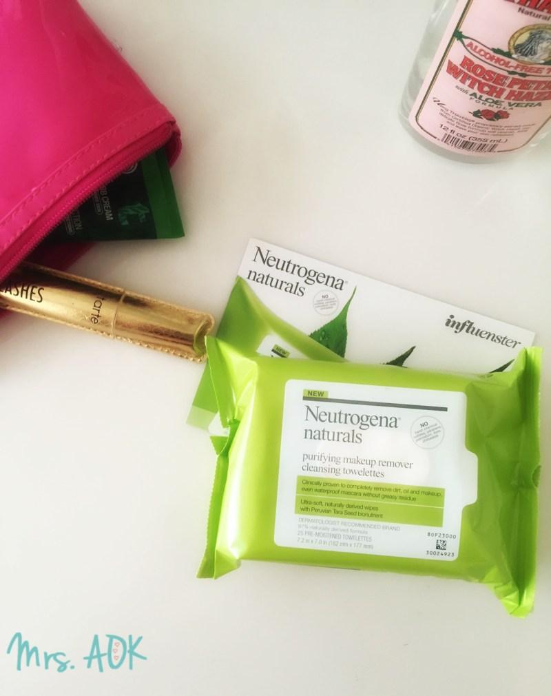 Neutrogena Naturals Makeup remover