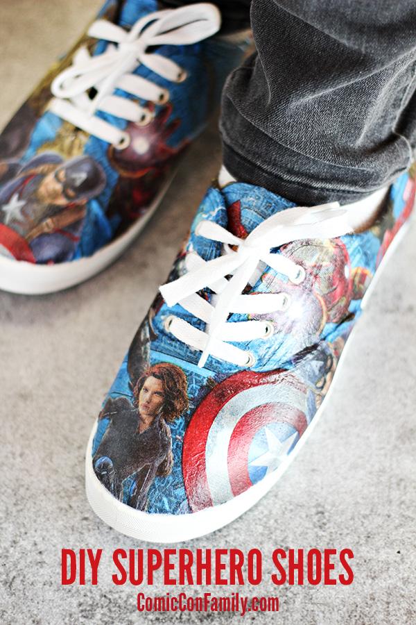 Do-It-Yourself-Superhero-Shoes-with-Mod-Podge
