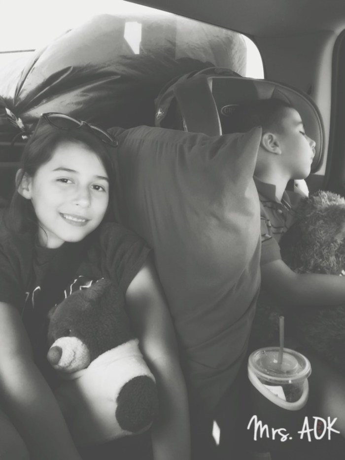 The Littles Road trip 2015