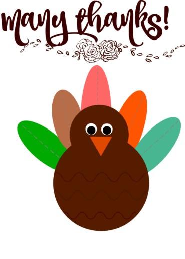 Many Thanks Turkey