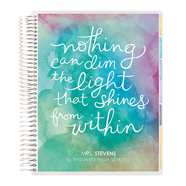 Erin Condren Planner| Gift Guide for Bloggers