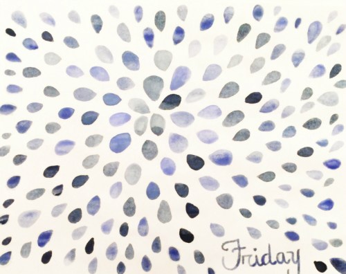 Friday Feels Mrs. AOK, A Work In Progress: Thank You Notes