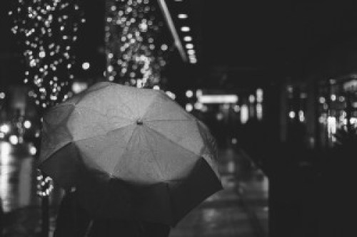 Rain| Seattle Vibes| Currently
