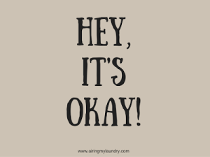 Hey, It's Okay!