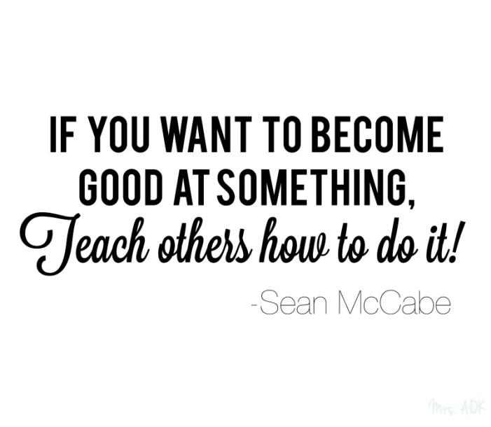 SeanMcCabe Quote