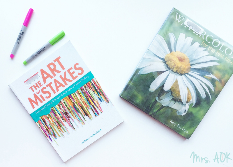 Currently Reading {April} | Art Books