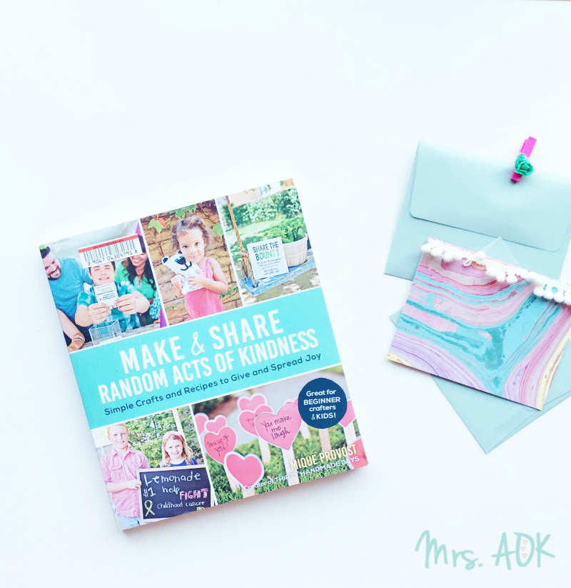 Currently Reading {April} Make & Share Random Acts of Kindness