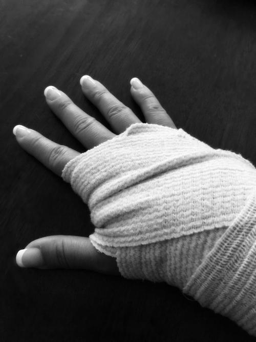 bad wrist