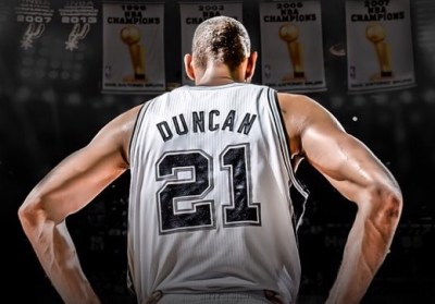 Thank You Notes: Thank you, Spurs & Tim Duncan!!