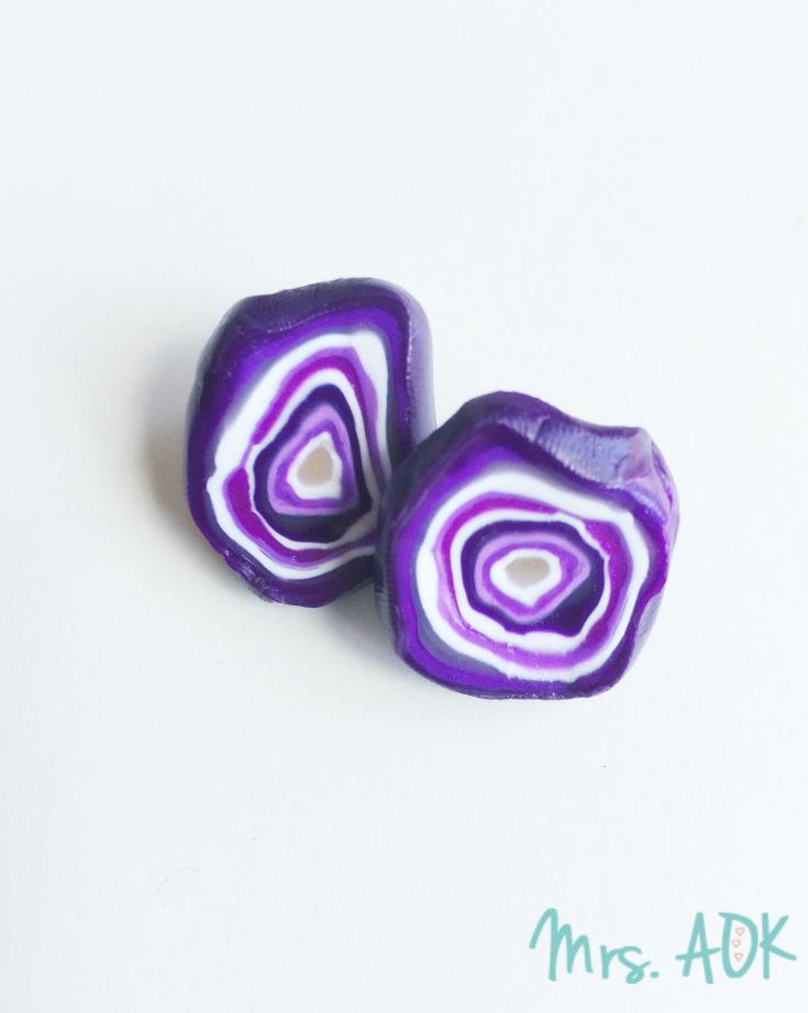 Happy Pretty Sweet Handmade Earrings