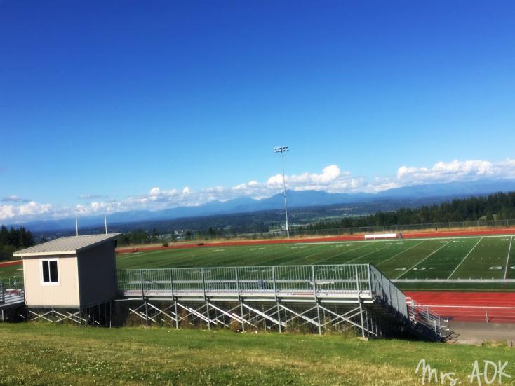High School Track WA