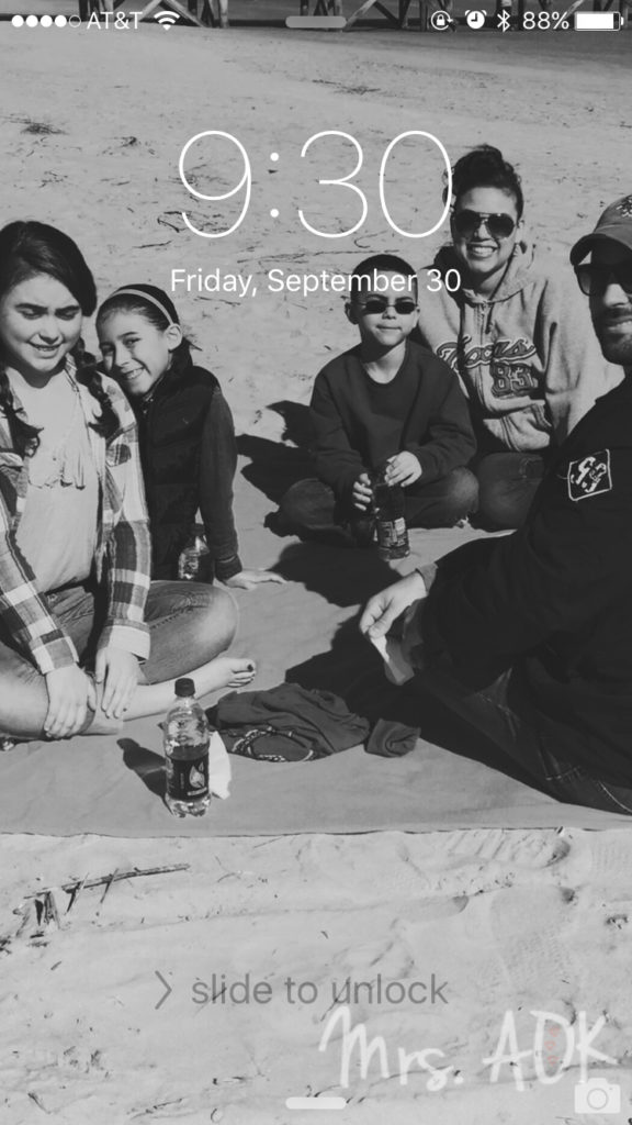 thank you notes birthday peculiar children and winners phone screen thank you family for a fun weekend