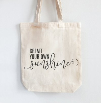 Gift Guide for Creatives: tote