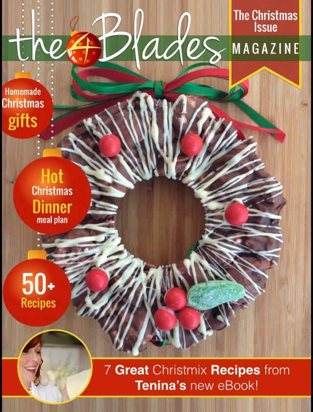 4 blades thermomix magazine