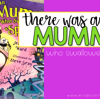 There was an Old Mummy Who Swallowed a Spider ( Books Teachers Love )