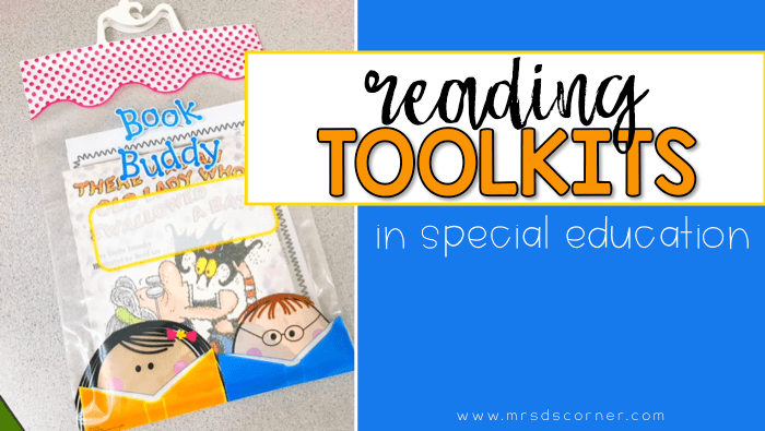 what is a reading toolkit, why you need one, and how it will save you