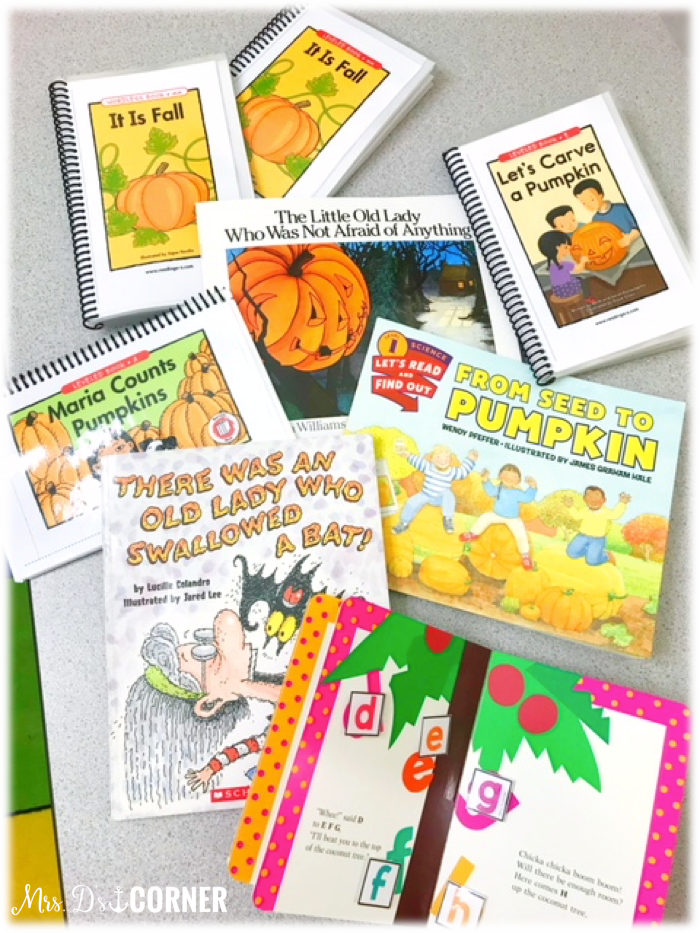 Adapted books for reading toolkits