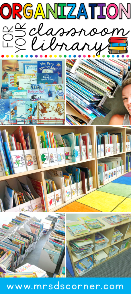 A library is imperative in every classroom. Classroom library organization is equally as important. Learn tips and tricks for your library with MDC.