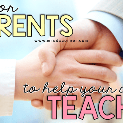 help your child's teacher. tips for how a parent can help their Childs teacher. how teachers and parents can be a team. parent communication.