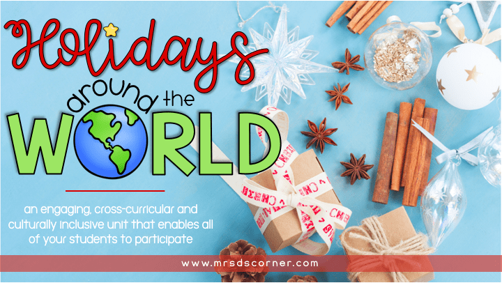 Holidays Around the World for Special Ed