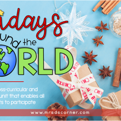 holidays around the world for special education students blog header