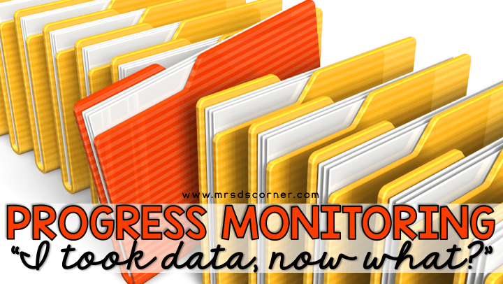 Progress Monitoring: I Took Data, Now What?!
