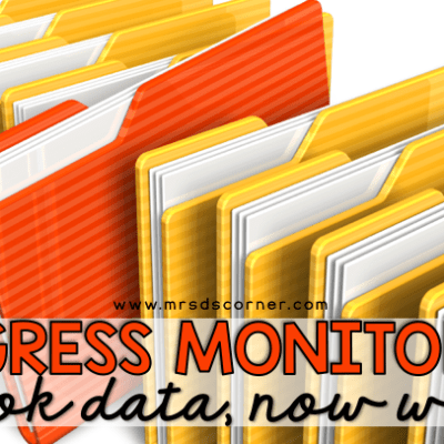 data collection and progress monitoring I took data now what blog post header