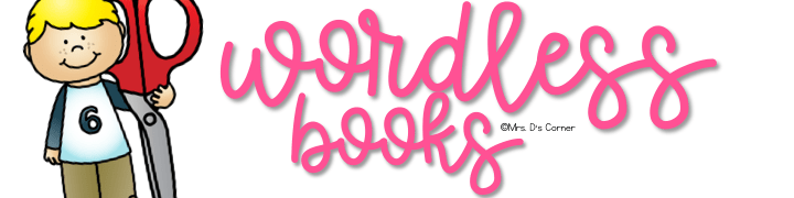 wordless books subheader