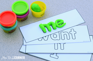 10+ Spelling Activities That Feel like Play - dough spelling