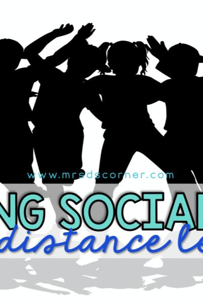 teaching social skills during virtual learning blog header