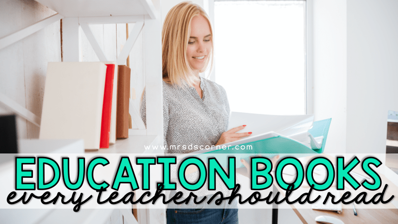 Education Books to Read During Teacher Time Off