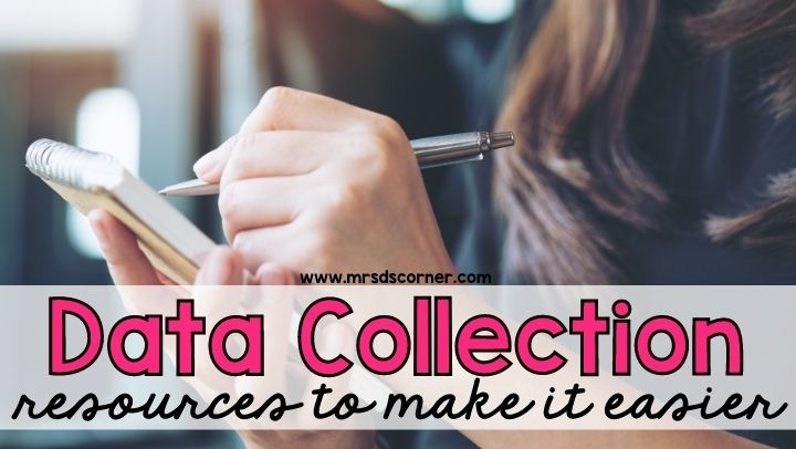 Resources to Streamline Data Collection