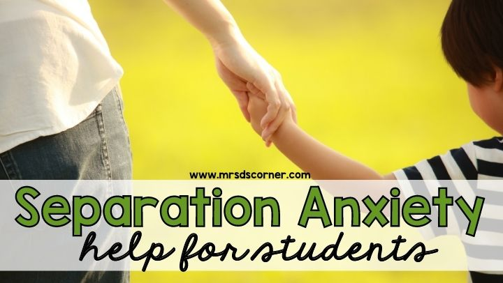 Helping Children with Separation Anxiety