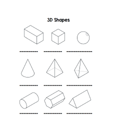 3D shapes - Learning with Mrs Du Preez [ 903 x 904 Pixel ]