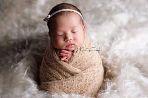 Nicole Nyföddfoto 3