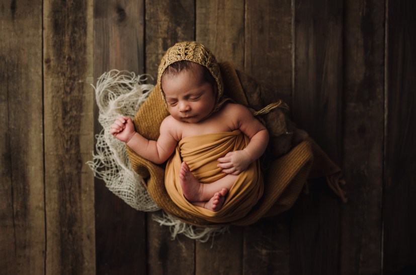 Nyföddfotografering Nivan Stockholm