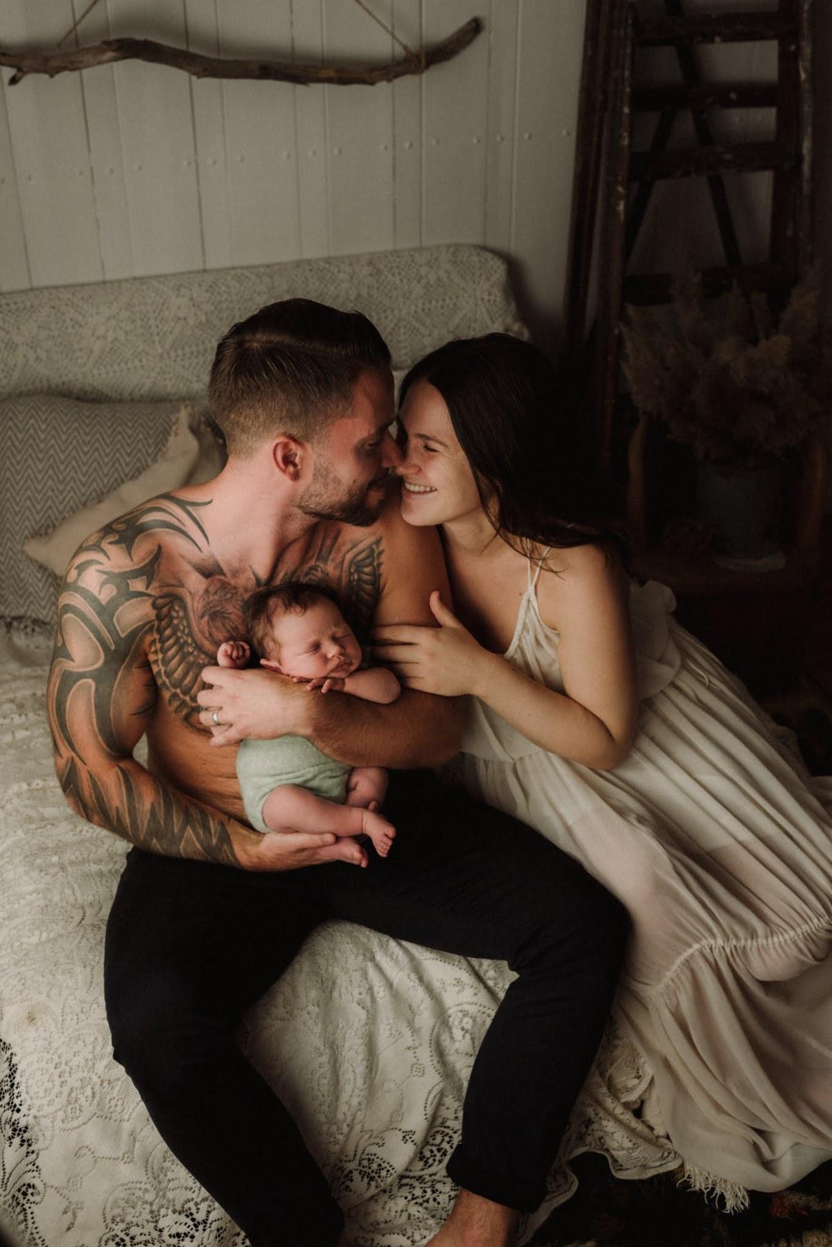 Nyföddfotografering Tjuvkik 3
