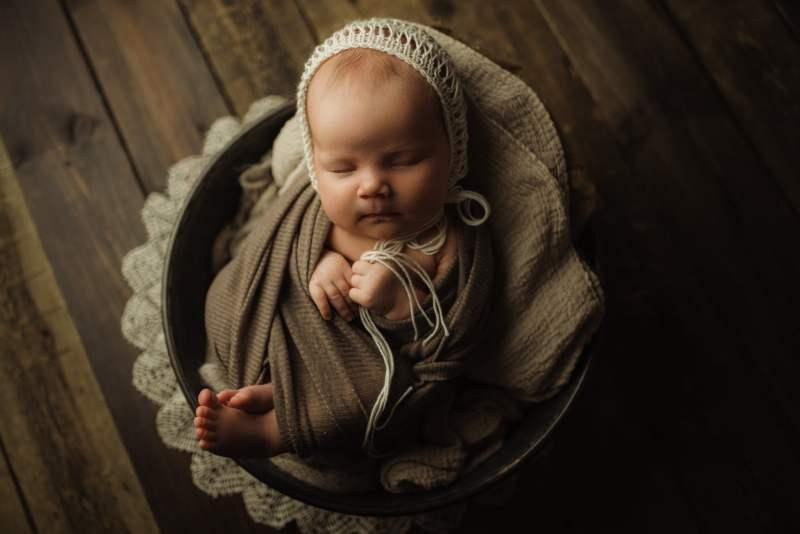Nyföddfotografering - Julie - Stockholm Uppsala 10
