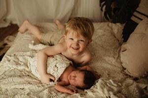 Nyföddfotografering Amanda