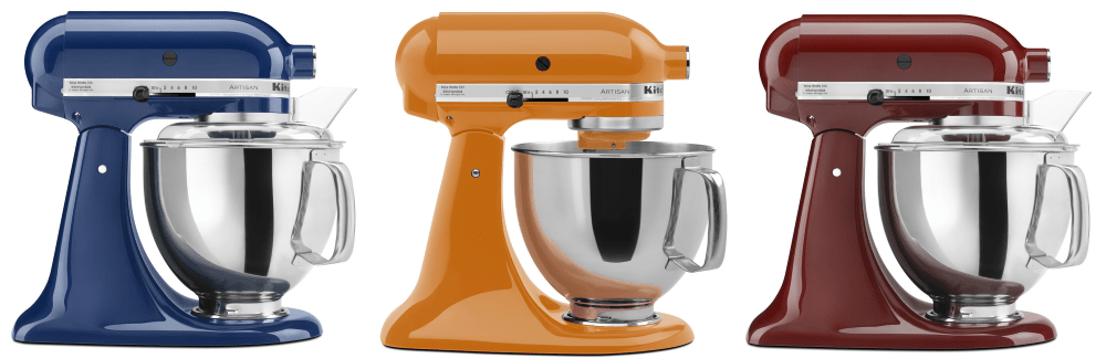 amazon kitchenaid artisan series 5qt stand mixer with pouring shield u2013 after 50 mail in rebate - Kitchenaid Artisan 5qt Stand Mixer