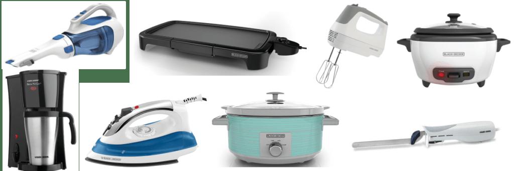 black-and-decker-appliances