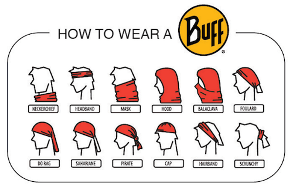 buff-wearing