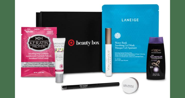 target-beauty-box-november