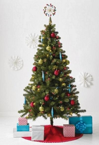 target-christmas-tree