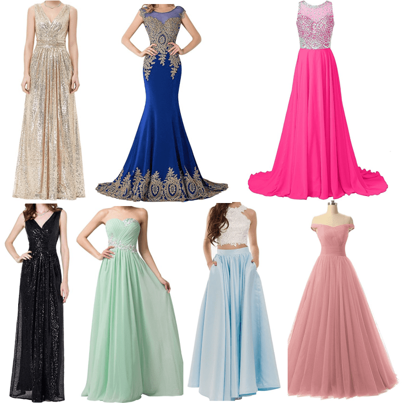 6736bbd262c5b Amazon: $60 Prom Dresses – FREE shipping and FREE returns!