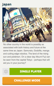Japan Mrs. Geek Chic Geoguessr