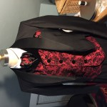 Tuxedos, fine ladies, and ruffians  – more costuming for Mrs. Hawking
