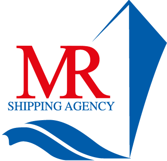 Logo MR SHIPPING