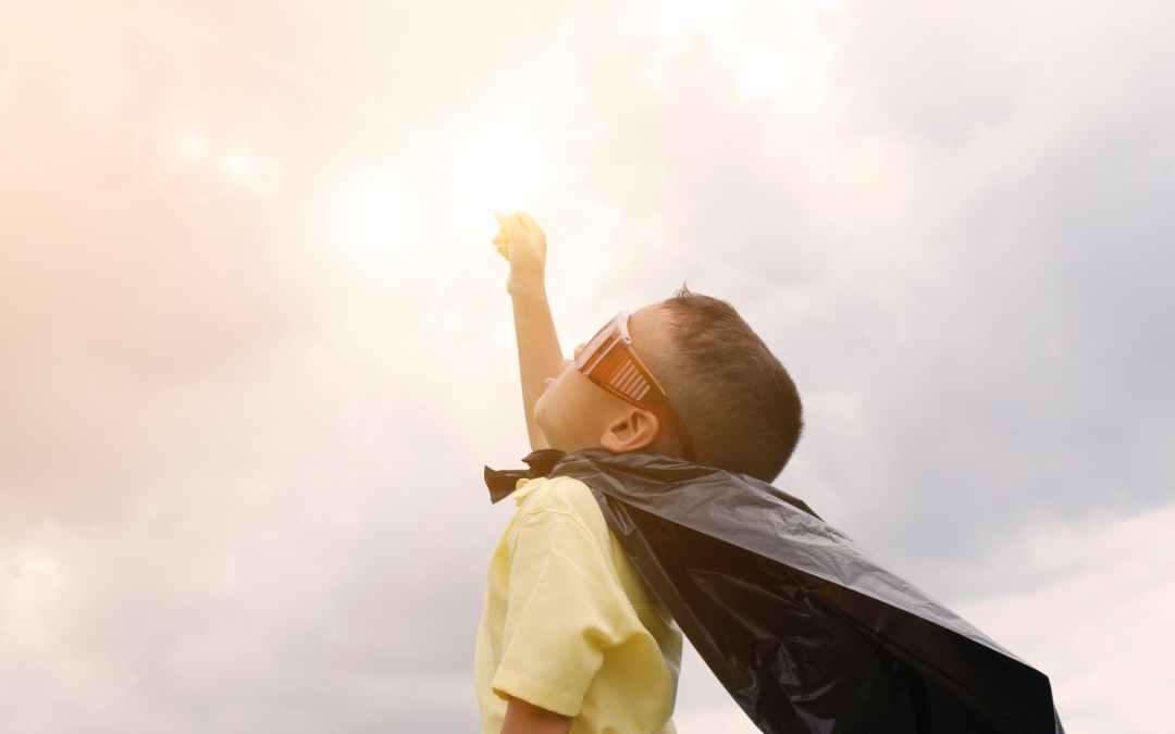 ADHD som superkraft eller inte.